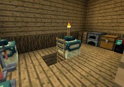 My Wizard Tree House Minecraft Map & Project