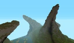 -Terraforming Timelapse- Ferrumfalk Minecraft