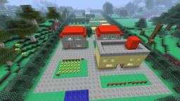 Pokemon Kanto Adventure Map Minecraft Project