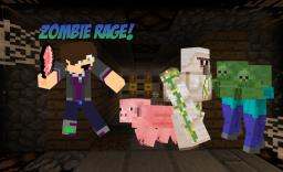 Zombie Rage! - Zombie survival map Minecraft