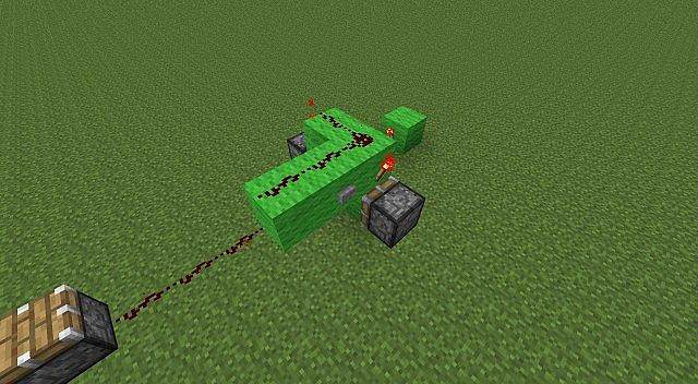 Redstone Helpa: How to make a Button last forever