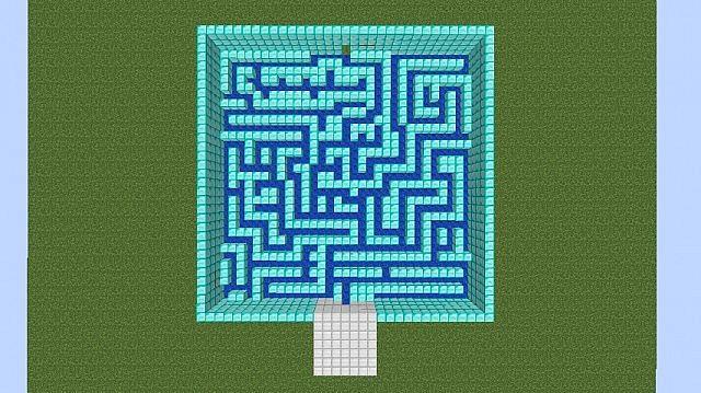 [Карта] Бегущий в лабиринте - Minecraft - Скачать карты ...