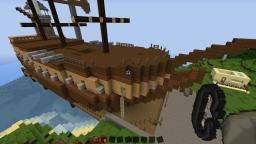 HMS Reaper Minecraft Project