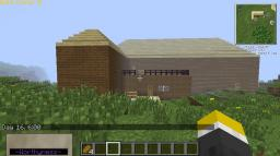 cool villa Minecraft Map & Project