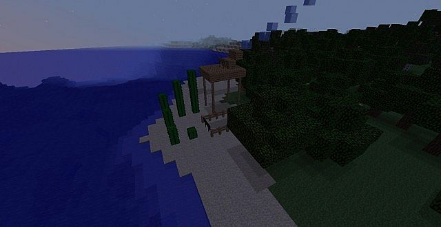 Oh no!! Cactus and Ice Parkour!