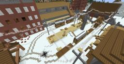 Call of Duty 2 - Stalingrad map Minecraft Map & Project