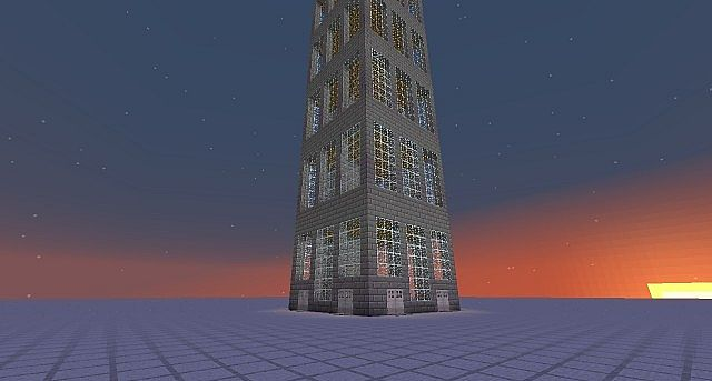 Skyscraper Schematic