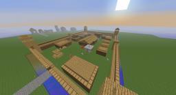 Multi-biome Superflat Adventureworld Minecraft Map & Project