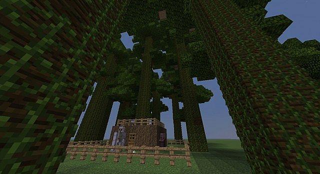 Multi-biome Superflat Adventureworld