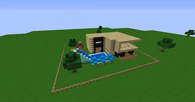 [1.4.7]Modern House