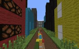 Subway Surfers - By Fossil8 & JungleRumbler Minecraft Map & Project