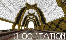 Choo Station Minecraft Project