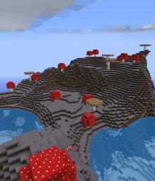 The Rare of a MushroomIsland Minecraft Blog Post