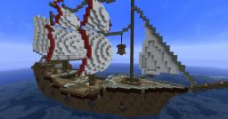 Arkanian Ship Minecraft Map & Project