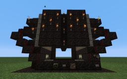 Diabolic Cannon 96/10 TNT Minecraft Map & Project