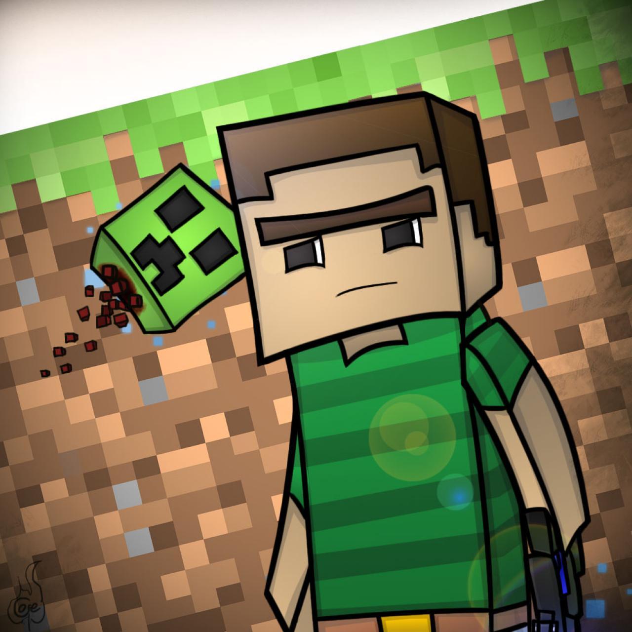 картинки майнкрафт на аватарку #9
