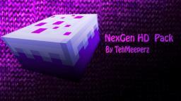 ---@Nexgen HD Pack@--- Minecraft Texture Pack