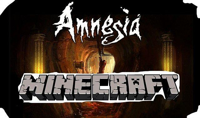 Amnesia Minecraft