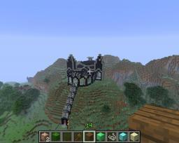 Gollum Rising Minecraft Map & Project