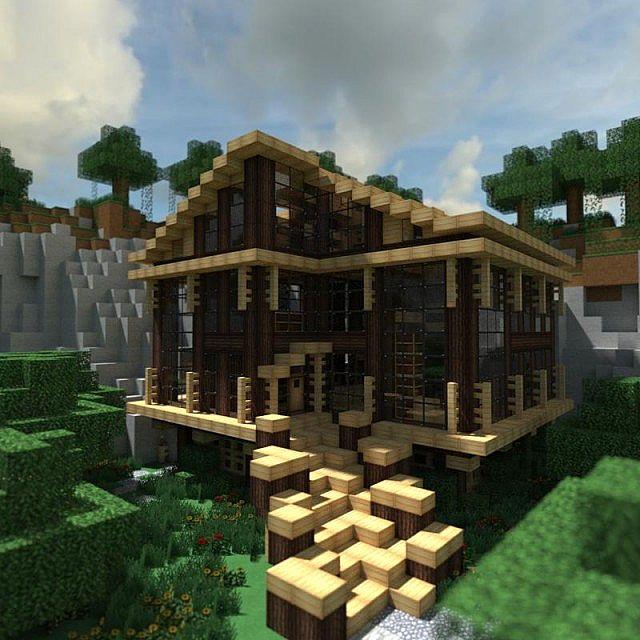 Eco House Bundle Team Atlas Minecraft Project