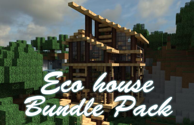 Eco House Bundle - Team Atlas
