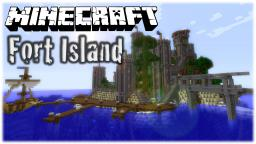Fort Island Minecraft Map & Project