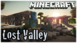 Lost Valley Minecraft Map & Project