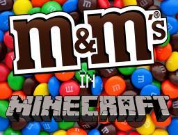 M&Ms Mod Minecraft Mod