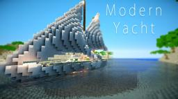 Modern Yacht - World Download Minecraft