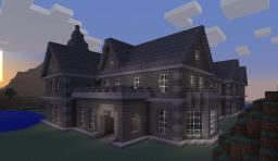 Mount Falcon Manor House Minecraft Map & Project