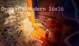 Dragon's Modern 16x16 High-Colour [1.8 Compatible] Minecraft Texture Pack