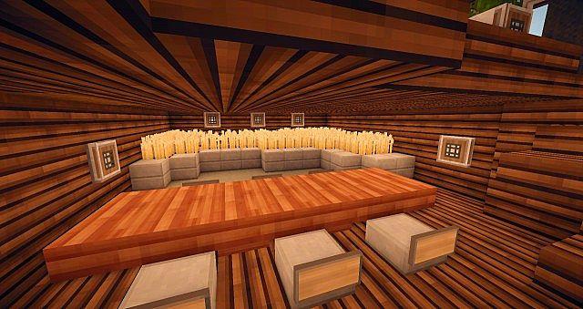 Pane: A Modern Minecraft home Minecraft Project