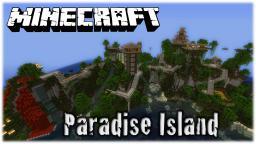 Paradise Island Minecraft Map & Project