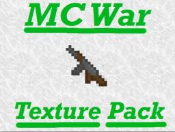MC War Server Texture Minecraft Texture Pack