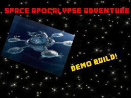 -Space Apocalypse Adventure- (DEMO BUILD!) Minecraft Map & Project