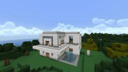 Modern Home   Basement & Download link!! Minecraft