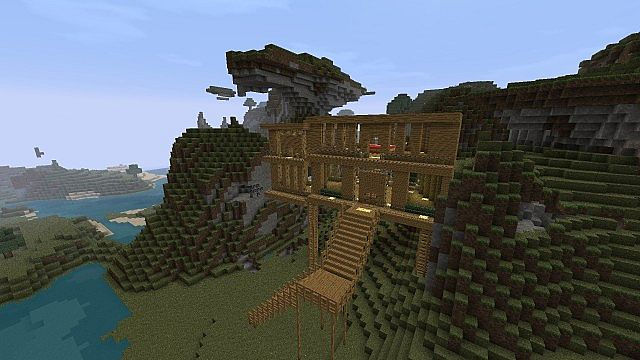 Hillside Manor: Hillside Manor Download Link Minecraft Project