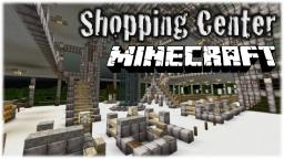 Mall / Shopping Center Minecraft Map & Project