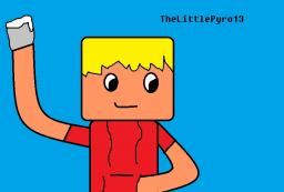 Picture of my friend TheLittlePyro13 Minecraft Map & Project