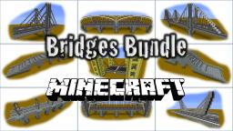 Bridges Bundle Minecraft Map & Project
