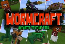 90% WORMCRAFT - WIP Animated TP (MC 13w02a) Minecraft Texture Pack
