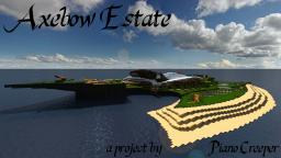 Axebow Estate Minecraft Map & Project