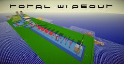 Total Wipeout Minecraft Edition - Part 1/3 Done! Minecraft Map & Project