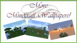 More Minecraft Wallpapers! Minecraft Blog
