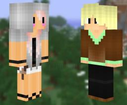 HUNTED 16 :3 (picture in progess XD) Minecraft Blog