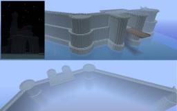 YettiCrush's Haven:  Harbor/East Gate Update  1.2.5 Minecraft Map & Project