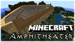 Amphitheatre Minecraft Map & Project