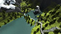 The Karag Massif - Home of the Dwarves Minecraft Map & Project