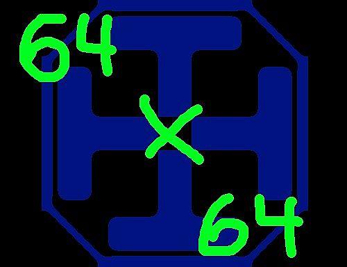 64x64 картинки майнкрафт