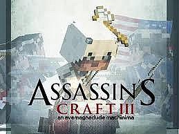 [1.4.7]-Assassin's minecraft-Adventure/RPG-MAP